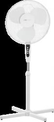 Clatronic VL 3603S 45W 40cm 3-fokozatos fehér álló ventilátor