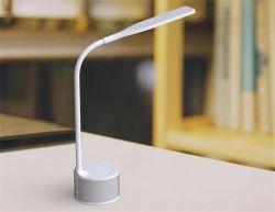 """ALBA Ledsound"""" 3,5 W LED fehér asztali lámpa"""""""