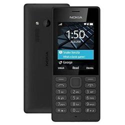 """NOKIA 150 TFT 2,4"""" Dual SIM GPRS, Bluetooth, FM fekete mobiltelefon"""