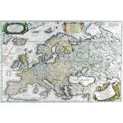 """STIEFEL  """"Antik Európa"""" kétoldalas könyökalátét"""