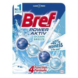 "BREF ""Power Aktiv"" 50 g óceán illatú WC illatosító golyók"