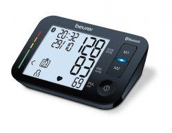 Beurer BM 54 Bluetooth fekete automata felkaros vérnyomásmérő
