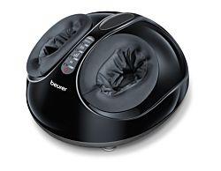 Beurer FM 90 48W mosható fekete talpmasszírozó