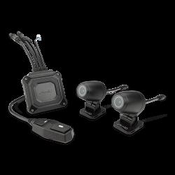 Mio MiVue M760 Dual CMOS, 1080P/30fps fekete motoros kamera