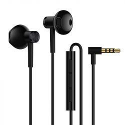 Xiaomi ZBW4407TY Mi Dual Driver 3.5 mm jack, 32 Ω fekete fülhallgató