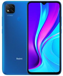 """Xiaomi Redmi 9C 16,6 cm (6.53"""") Dual SIM 4G 2 GB 32 GB 5000 Kék okostelefon"""