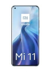 """Xiaomi Mi 11 17.3 cm (6.81"""") Dual SIM 5G USB Type-C 8 GB 256 GB kék okostelefon"""