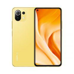 "Xiaomi Mi 11 Lite 16,6 cm (6.55"") Hybrid Dual SIM 5G 8/128 GB Sárga okostelefon"