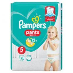 Pampers Pants 5-ös 22 darabos pelenka
