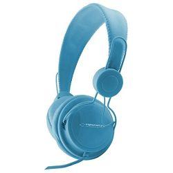 Esperanza EH148B Sensation kék sztereó fejhallgató