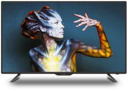 "Kiano TV001-5 Slim 50"" 127 cm Full HD fekete Smart LED TV"