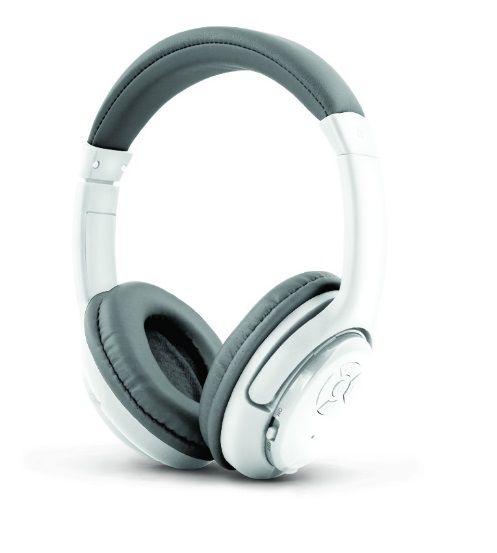 ESPERANZA Libero Mikrofonos vezeték nélküli fejhallgató (fehér) 1611ae4e08