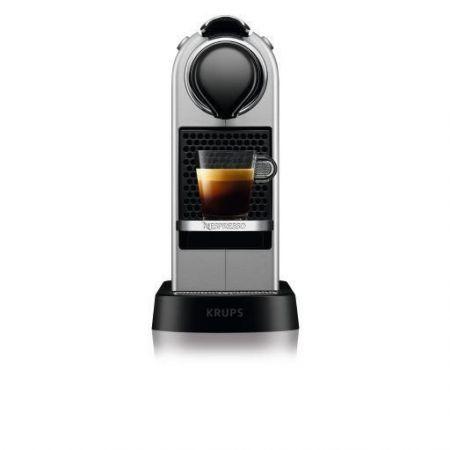 Krups XN740BCP CitiZ kapszulás Kávéfoző ezüst