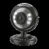Trust 16429 SpotLight fekete-szürke webkamera