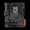 Asus Tuf Z390-PRO Gaming Intel S1151, ATX fekete gamer alaplap