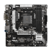 ASROCK A320M PRO4 4xDDR4 AMD A320 AM4 microATX alaplap