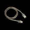 Canyon Micro USB 2.0 USB Stílusos fém szinkron és töltő kábel