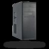 Chieftec Elox HQ-01 mATX, ATX, 2x USB 3.0 fekete számítógépház