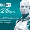 ESET NOD32 Antivírus for Linux Desktop Tanár-Diák HUN 1 Felhasználó 1 év online vírusirtó szoftver