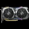 Msi Gaming X PCI-Ex16x nVIDIA GTX 1660Ti 6GB DDR6 videokártya
