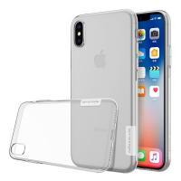 Nillkin Nature Apple iPhone XS/X TPU átlátszó hátlap tok