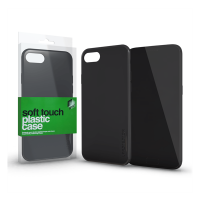 Xprotector Soft Touch LG G7 ThinQ fekete plasztik hátlap tok