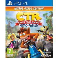 Crash Team Racing Nitro-Fueled (PS4) játékszoftver