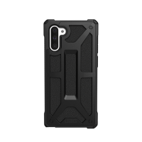 UAG Monarch Samsung Galaxy Note 10 (N970) szilikon fekete hátlap tok