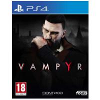 Vampyr (PS4) játékszoftver