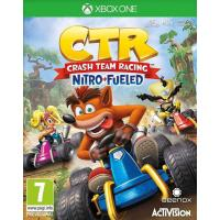 Crash Team Racing Nitro-Fueled (Xbox One) játékszoftver