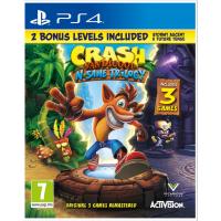 Crash Bandicoot N´Sane Trilogy 2.0 (PS4) játékszoftver