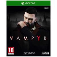 Vampyr (Xbox One) játékszoftver