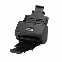 Brother ADS-3600W A4, 50 oldal/perc, WiFi/LAN/NFC/USB 3.0, ADF, duplex fekete szkenner