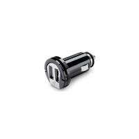 Cellularline USB CAR CHARGER DUAL (2x USB ,2A) autós töltő adapter