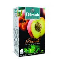Dilmah barack ízű 20X1,5g filteres fekete tea