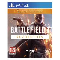 Battlefield 1 Revolution Edition (PS4)