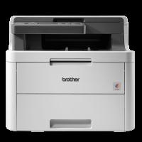 Brother DCP-L3510CDW A4 USB,Wifi duplex szürke színes multifunkciós lézernyomtató