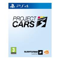 Project Cars 3 (PS4) játékszoftver