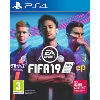 FIFA 19 (PS4) játékszoftver