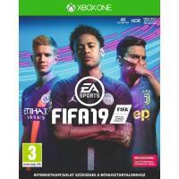 FIFA 19 (Xbox One) játékszoftver