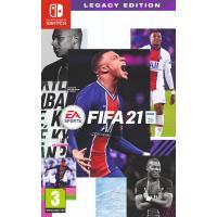 FIFA 21 Legacy Edition (Nintendo Switch) játékszoftver