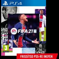 Fifa 21 (PS4) játékszoftver