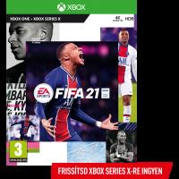 Fifa 21 (Xbox One) játékszoftver
