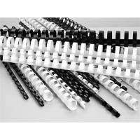 VICTORIA 8 mm, 21-40 lap, műanyag fekete spirál (100 db)
