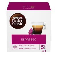 Nescafé Dolce Gusto Espresso 16x7 g kávékapszula