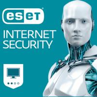 ESET Internet Security HUN 3 Felhasználó 1 év online vírusirtó szoftver