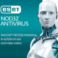 ESET NOD32 Antivírus HUN 4 Felhasználó 2 év online vírusirtó szoftver