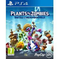 Plants vs Zombies: Battle for Neighborville (PS4) játékszoftver