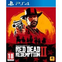 Red Dead Redemption II (PS4) játékszoftver