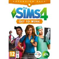 The Sims 4 EP1 Get to Work (PC) játékszoftver